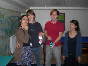 Vodka winners, NORWEGIAN CHEESE