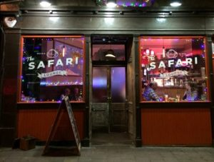 Safari Lounge quiz night