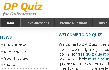 dpquiz screenshot