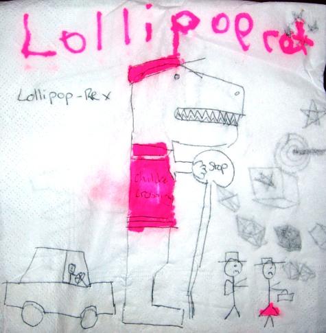 lollipop rex