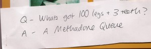 methadone joke