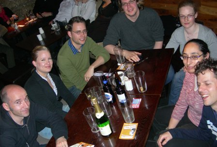 Newsroom quiz winners