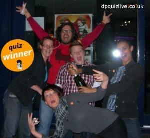 Clitoris Allosrts pub quiz team
