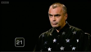 Brian Pendreigh on Mastermind, 2010