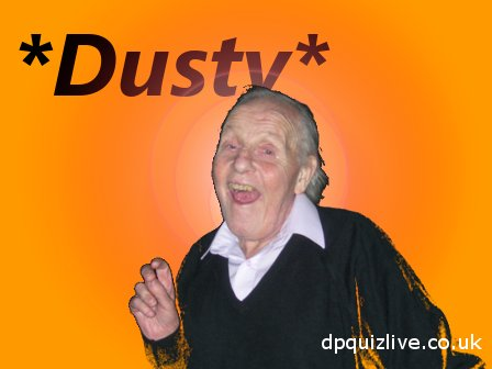 The real Dusty, on Monday