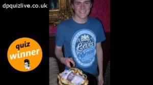 pancake flipping contest settles Edinburgh pub quiz