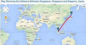 singapore sapporo