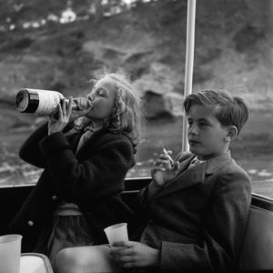 germany's princess yvonne and prince alexander 1955