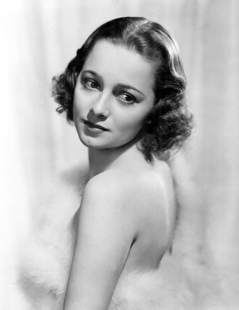 Olivia de Havilland in 1938