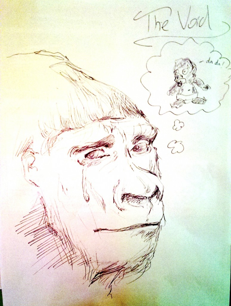 drawing gorilla death6
