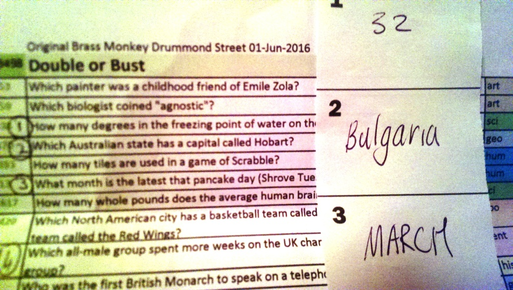 bad answer bulgaria
