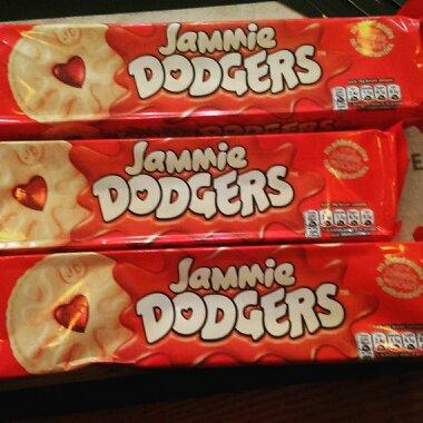 prize jammy dodgers