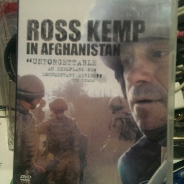 prize ross kemp in afghanistan