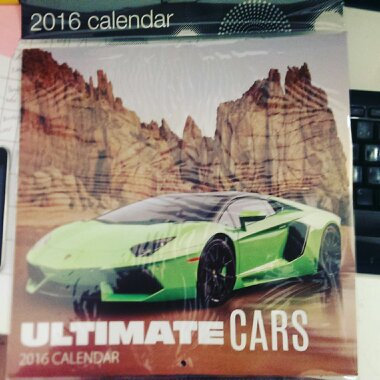 prize ultimate cars acalendat