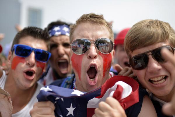 loud americans