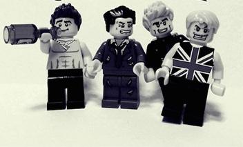 Sex Pistols Lego