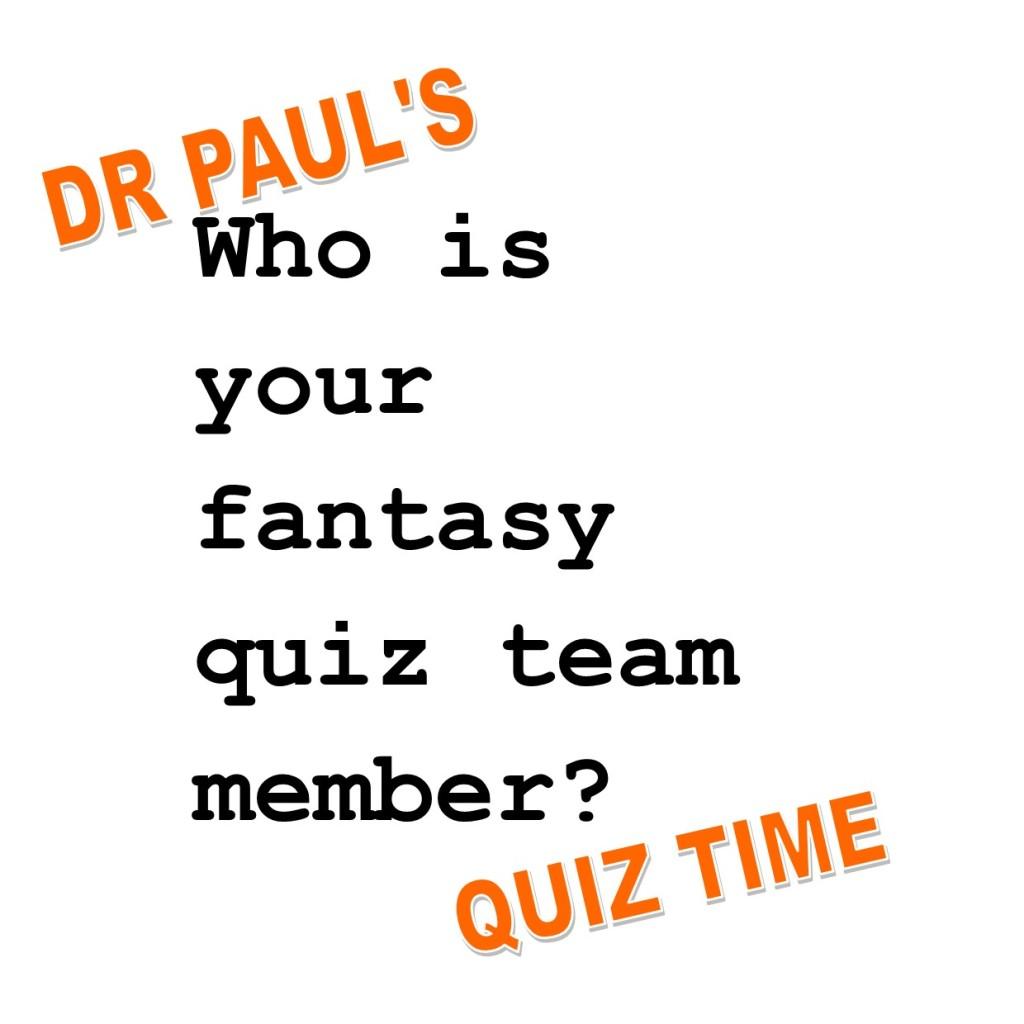 meme question - fantasy team member