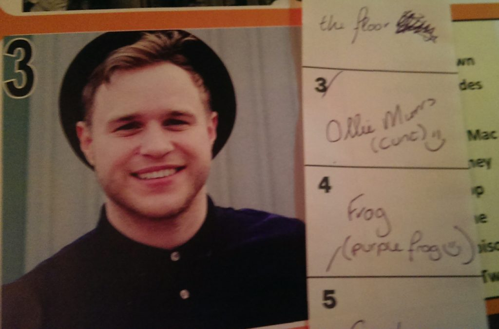 Olly Murs is a cunt
