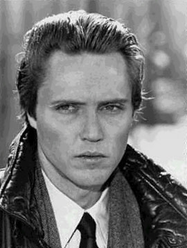 Christopher Walken in Dogs of War