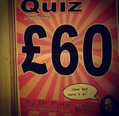 Monday Super Duper Pub Quizzes In Edinburgh