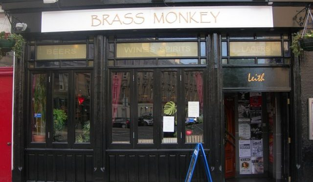 The Brass Monkey Leith
