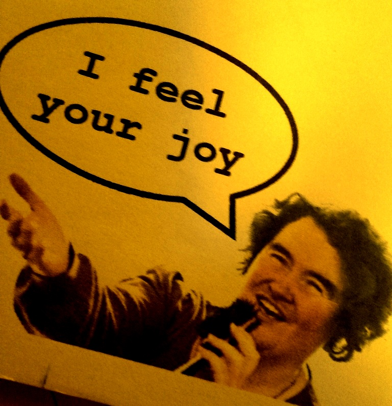 Susan Boyle I Feel Your Joy