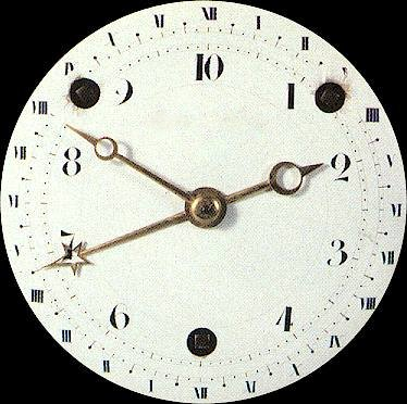French Revolutionary Time - the ten hour clock