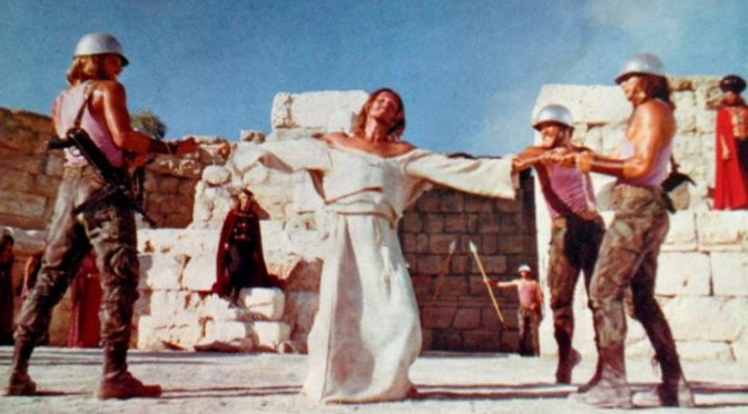 Jesus Christ Superstar - whipping scene
