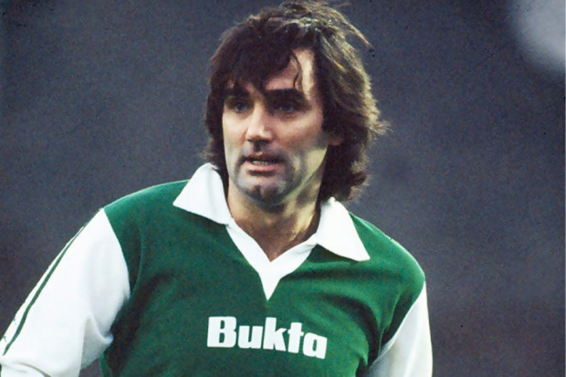 George Best, when he played for Hibs