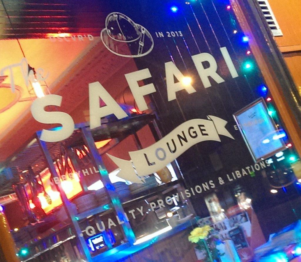 Safari exterior