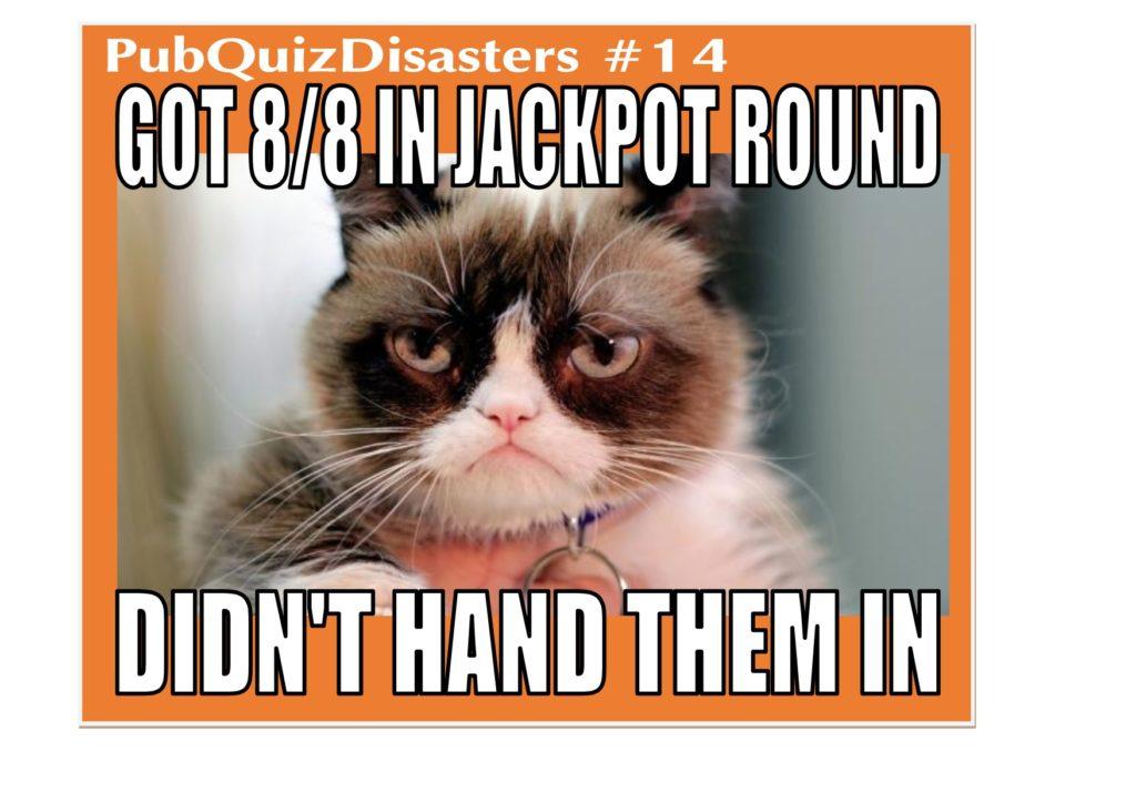 meme - disaster on jackpot round