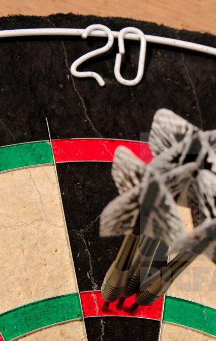 180 at darts