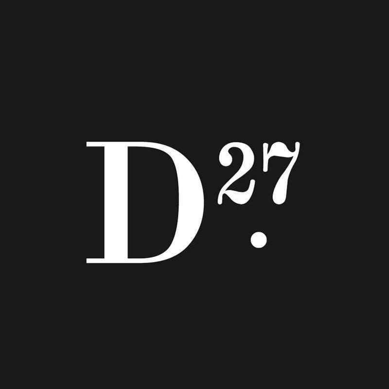 Damm 27 logo