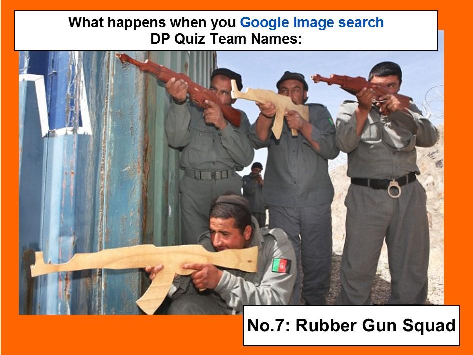 Rubber Gun Squad