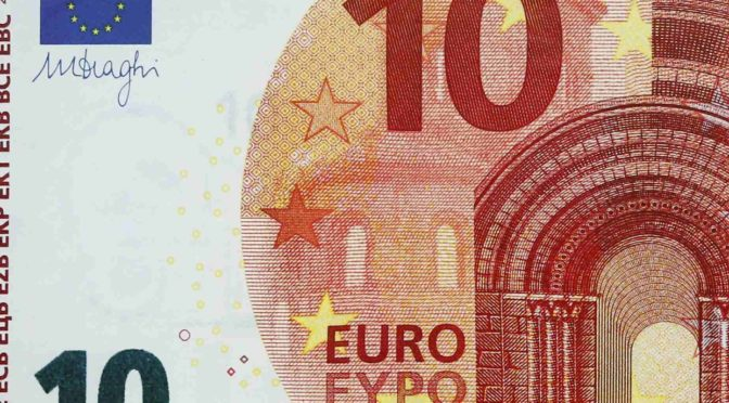 What Colour Is A 5-Euro Note?