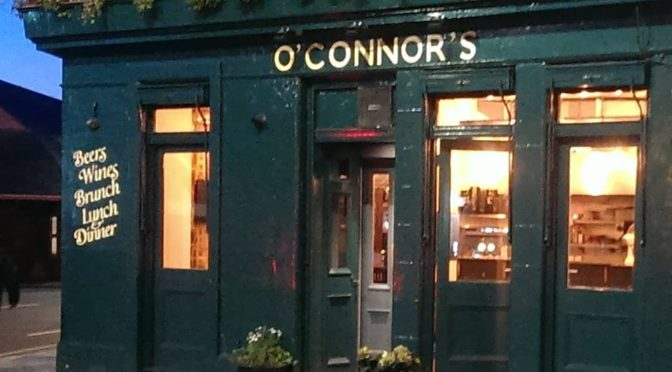 O'Connors at Canonmills - formerly 'The Other Place'
