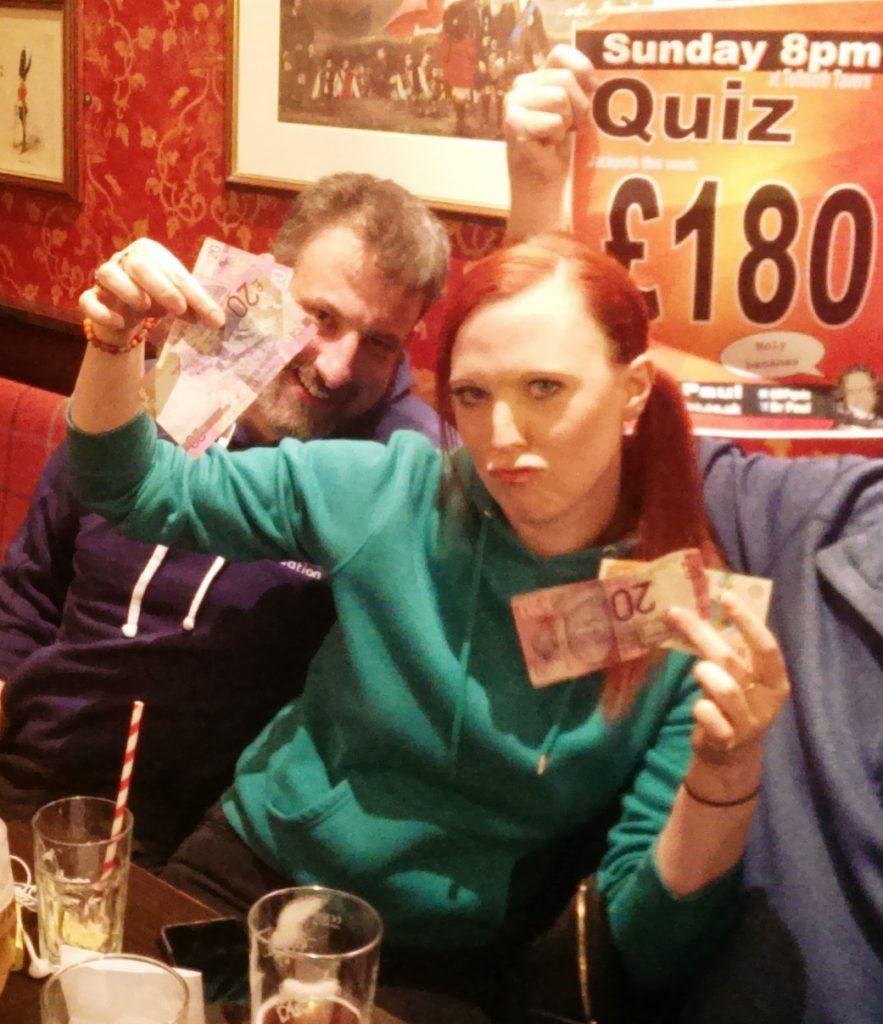 The Porn Dwarfs win £180