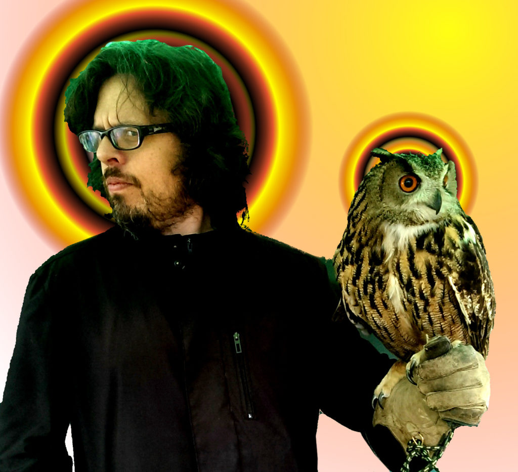DR Paul mind control with owl