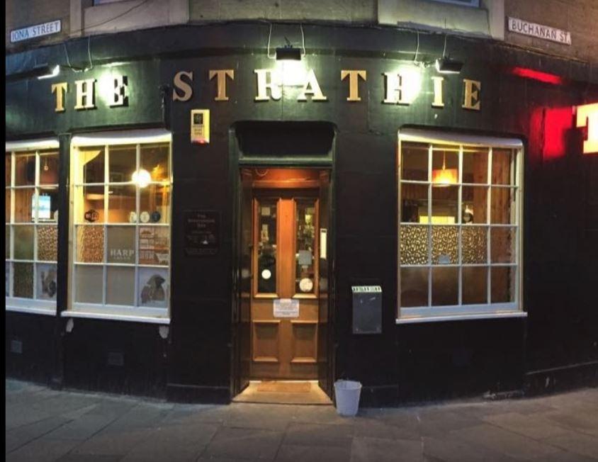 The Strathie