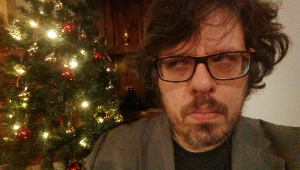 Dr Paul at Christmas