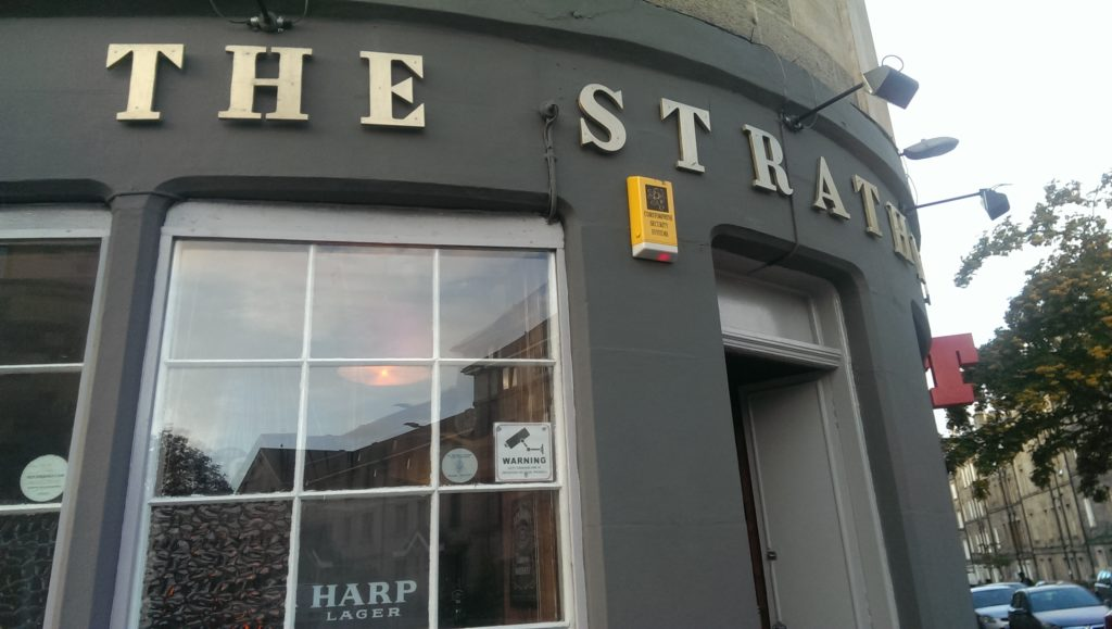 The Strathie, Iona Street