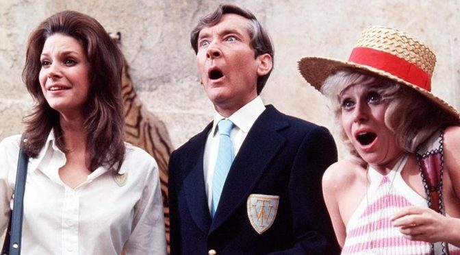 Sid James v Kenneth Williams v AN Other – tonight at 9pm