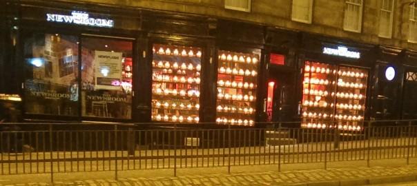 Thursday 10th Jan – Quizzes Tonight In Edinburgh