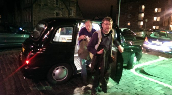 Wednesday 5th June – Quiz Action of The Streets of Edinburgh – Tonight!