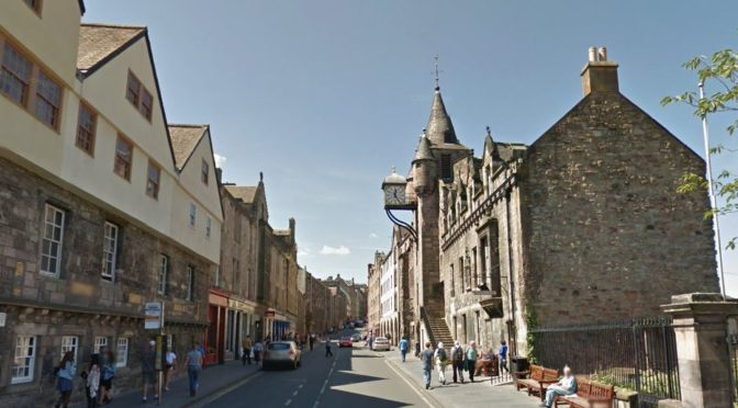 The Tolbooth Tavern