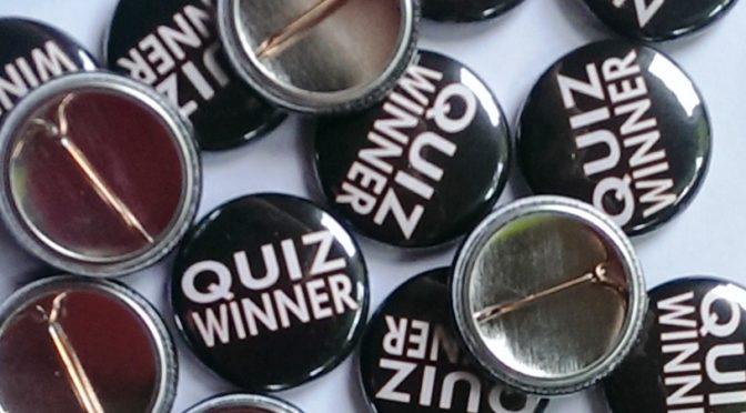 Pub Quiz 7pm – on YouTube