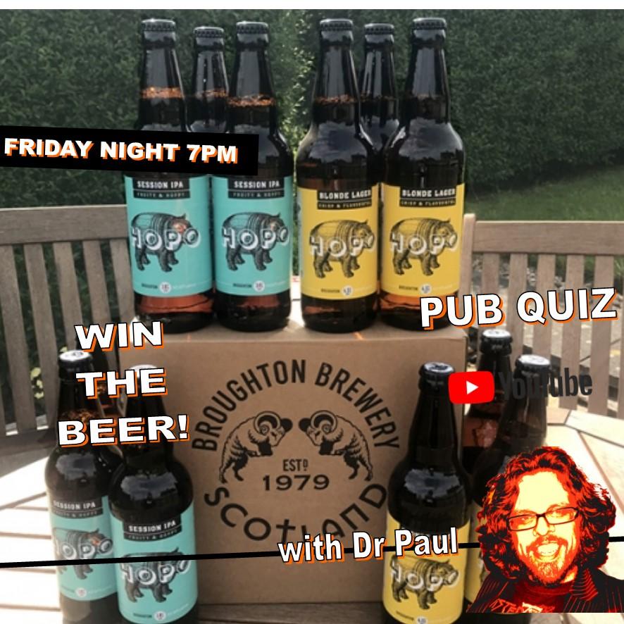 Friday Night Quiz